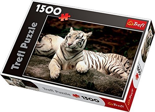 Trefl Puzzle Bengal Tiger (1500 Pieces) by Trefl