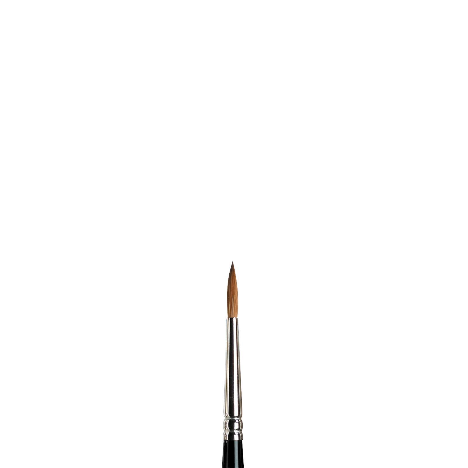 Winsor & Newton Series 7 Kolinsky Sable Watercolor Brush - Round #3 by Winsor & Newton