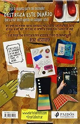Kit Destroza este diario en cualquier sitio Libros Singulares: Amazon.es: Smith, Keri, Diéguez Diéguez, Remedios: Libros