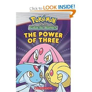 The Power of Three (Pokemon) Helena Mayer