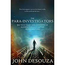 THE PARA-INVESTIGATORS: Supernaturally Gifted Investigators