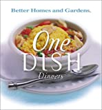 One Dish Dinners, Better Homes and Gardens Books, 0696209659