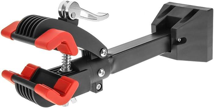 PrimeMatik - Soporte de pared plegable para reparación de bicicleta: Amazon.es: Electrónica