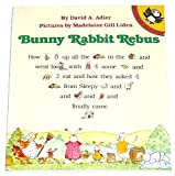 Bunny Rabbit Rebus, David A. Adler, 0140507752