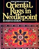 Oriental Rugs in Needlepoint, Susan Schoenfeld Kalish, 0442274203