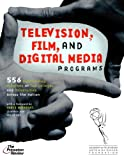 Television, Film, and Digital Media Programs, Princeton Review Staff and Academy of Television Arts and Sciences Foundation, 0375765204