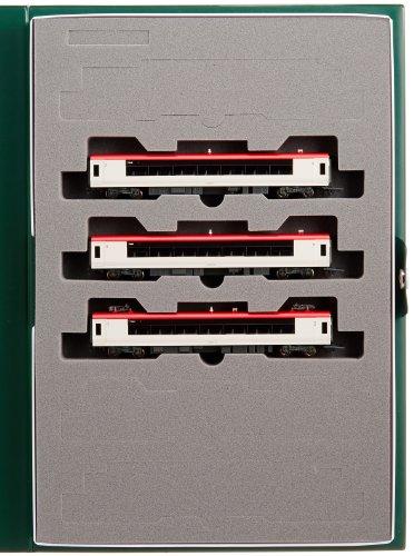 (Kato N Gauge Series E259 `Narita Express` (Basic 3-Car Set) (Kato PlaRail Model)