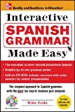 Interactive Spanish Grammar Made Easy, Mike Zollo, 0071460950