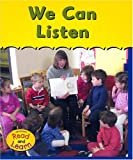 We Can Listen, Denise Jordan, 1403444080