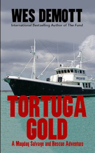 book cover of Tortuga Gold