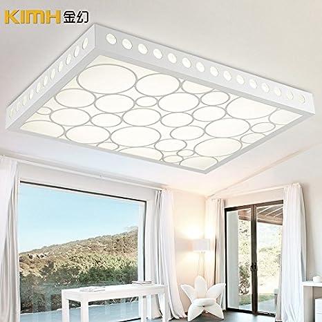 Angelo Lockers lámparas de techo-lámpara techo led Salón de ...