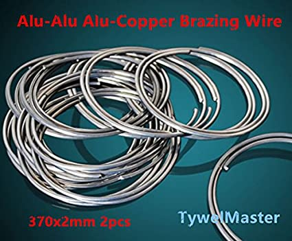 Astonishing Refrigeration Accessories Aluminum Aluminum Braze Welding Rod Wire Wiring Cloud Nuvitbieswglorg