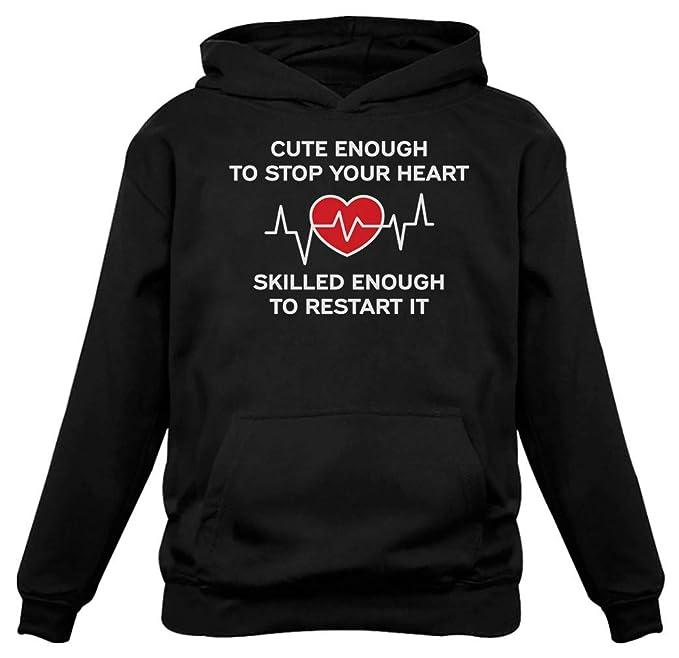 Restart Your Heart Funny Gift For Nurse Sweatshirt