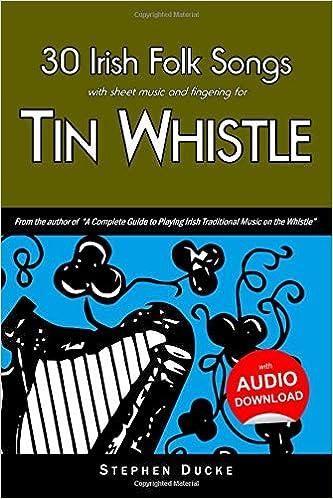 Amazon com: 30 Irish Folk Songs with sheet music and