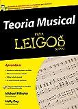 capa de Teoria Musical Para Leigos