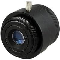 SODIAL(R) Replacement F1.2 16mm CCTV Camera Monofocal Iris Lens