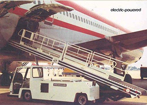 1984 Wiedemann Airport Baggage Conveyor Truck Brochure (Air Conveyor)