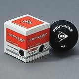 Dunlop Racquet Sports Progress Squash Balls Pack Of 12
