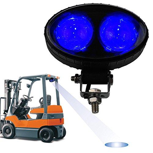 Blue Led Forklift Light in Florida - 9
