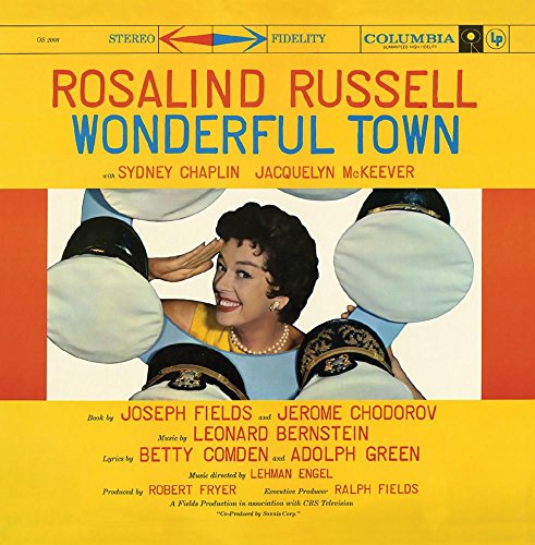 Television Cast of Wonderful Town (1958) - Wonderful Town (Television Cast Recording