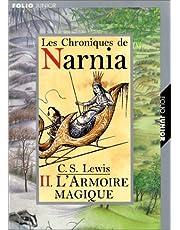 CHRONIQUES DE NARNIA T02 : LION, LA SORCIERE BLANCHE ET L'ARMOIRE MAGIQUE (LE)
