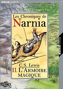 """Afficher """"Le monde de Narnia n° 2 L' armoire magique"""""""