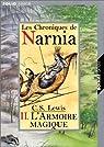 Les Chroniques de Narnia, Tome 2 : Le Lion, La Sorcière Blanche et l'Armoire Magique par C. S. Lewis