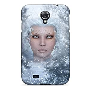 New Style Mialisabblake Ghost Of Winter Past Premium Tpu Cover Case For Galaxy S4