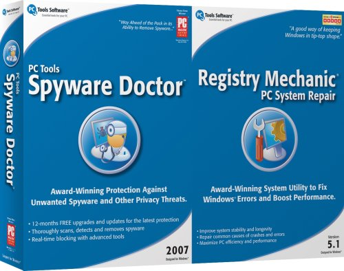 Spyware Doctor/Registry Mechanic