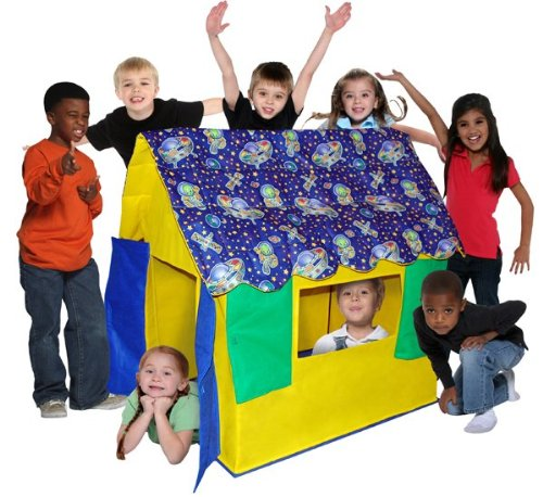 Bazoongi Cottage Kids Kids (KID'S COTTAGE-ALIEN HOUSE)