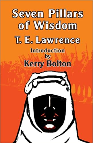 Book Seven Pillars of Wisdom