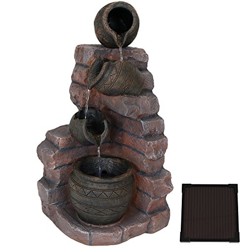 Lights For Outdoor Water Fountains