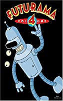 Futurama: Volume Four DVD