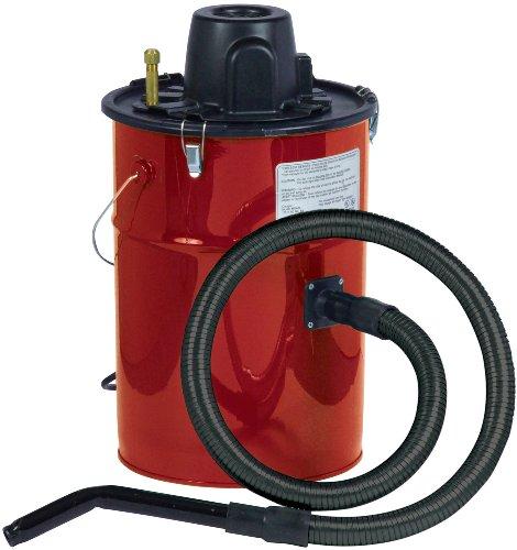 Dustless Cheetah Ash Vacuum, Red, Made in USA