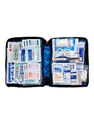 First Aid Only All-purpose First Aid Kit, Soft Case with Zipp...