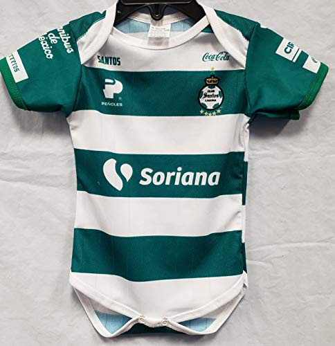 New! Club Deportivo Santos Laguna Generic Infant Toddler Size M (5-9 Months)