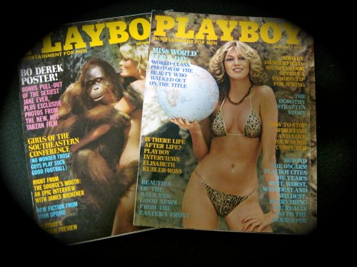 (Playboy Magazine, September 1981)