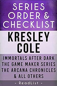Kresley Cole Immortals After Dark Series Epub