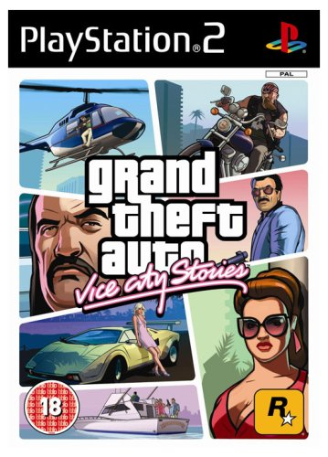 Grand Theft Auto: Vice City Stories (PS2) (Ps2 Pack Double Gta)