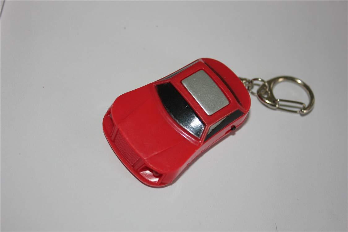 Delleu de Voiture Type Audio Sifflet Key Finder trouver Anti-Perte é lectronique Craft Cadeau Anti Perte Appareil Noir