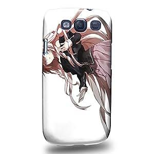 Case88 Premium Designs Vocaloid Miki Hatsune Luka 0965 Carcasa/Funda dura para el Samsung Galaxy S3