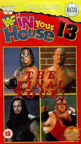 WWF - In Your House 13 [Reino Unido] [VHS]: Amazon.es: Bret ...