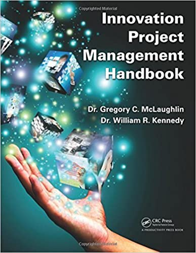 Innovation Project Management Handbook by Dr.Gregory C. McLaughlin (2016-02-12)