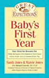 Baby's First Year, Sandy Jones and Marcie Jones, 1402736460