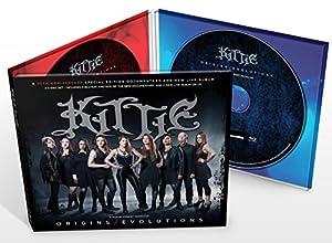 Kittie: Origins/Evolutions [Deluxe CD/DVD/Blu-ray Combo]