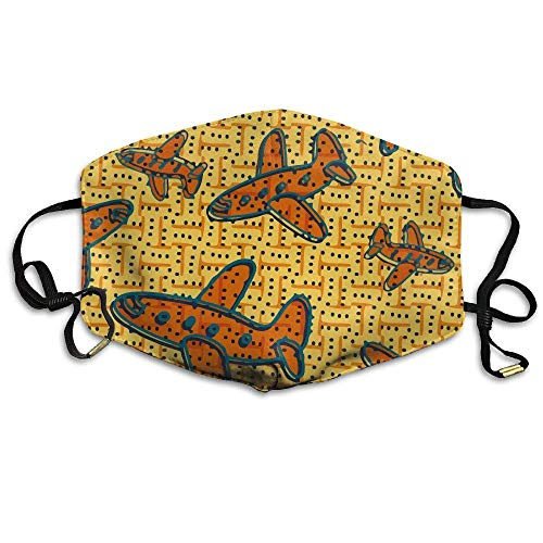 SOADV Mouth Masks Color Leopard Anti Dust Face Mouth Cover Mask Respirator - Dustproof Anti-Bacterial Washable - Reusable Masks Respirator Comfy - Protective Breath Healthy Safety Warm Windproof Mask