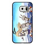 Dirt-Proof Anime Girls Kantai Kancolle Samsung Galaxy S6 Edge Case For Guys Funny