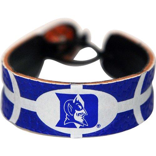 Gamewear Bracelet (Duke Blue Devils Team Color Basketball Bracelet)