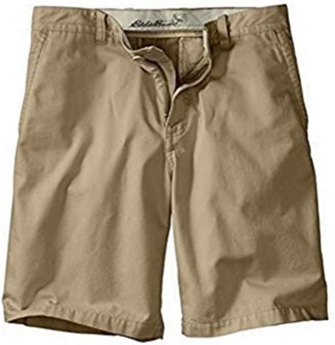 Shorts Shorts chino Hombre de Eddie Bauer - algodón, Coñac, 100 ...