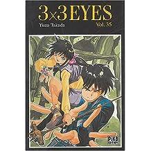 3X3 EYES T35